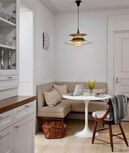 11 советов, как выбрать мягкий уголок на кухню