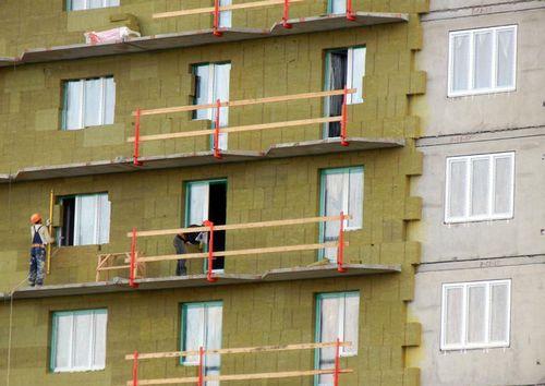 7 советов по утеплению многоквартирных домов: утеплитель и технология