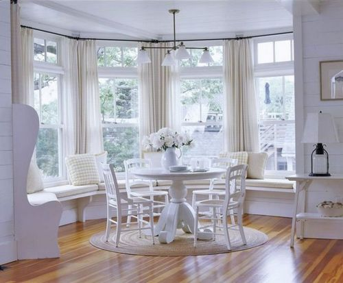 9 советов по дизайну комнаты с эркером   фото