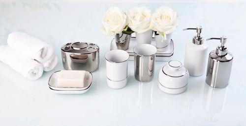 Аксессуары для ванной комнаты: выбираем необходимые