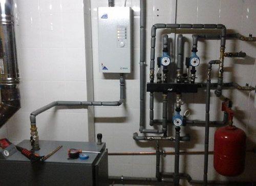Расход топлива отопления дома