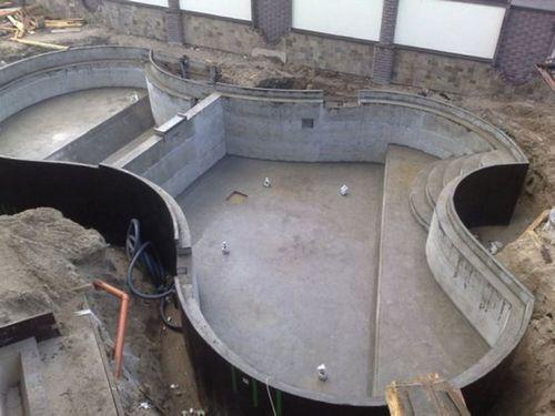 Бассейн на участке: материалы, инструменты и этапы работ