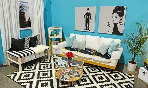 Белый ковер в интерьере фото: модные тенденции в интерьере