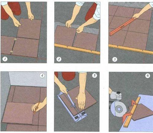 Бесшовная плитка – особенности, отличия и технология монтажа