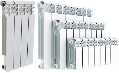 Чем отличается биметаллический радиатор от алюминиевого: как отличить, преимущества батарей отопления, отличие