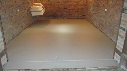 Чем покрыть бетонный пол в гараже, чтобы не пылил - лучшие варианты