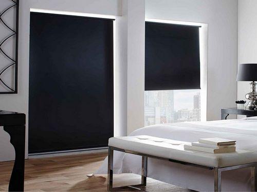 Чем так примечательны рулонные шторы блэкаут для интерьера
