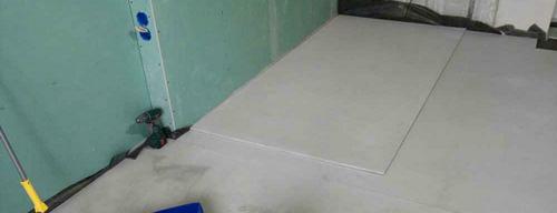 Черновые полы - качественная основа для финишного покрытия