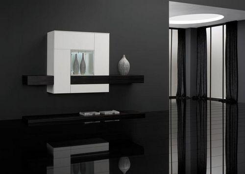 Черный ламинат в интерьере: варианты с фото, в том числе дуб