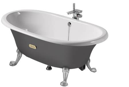 Чугунные ванны - какие бывают и на что ориентироваться при покупке