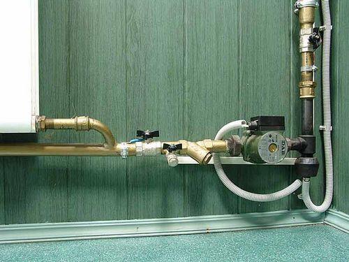 Циркулярный насос для отопления: типы моделей, установка и монтаж, ремонтные работы