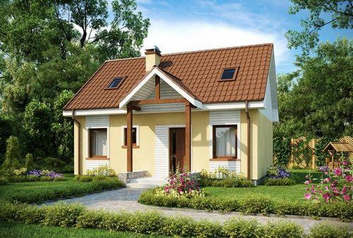 Дачные домики: фото, проекты, видео строительства, отделка