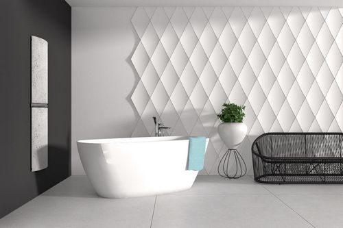 Декоративные панели для внутренней отделки стен на фото