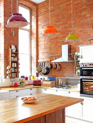 Декоративный кирпич в интерьере: лучшие идеи дизайна