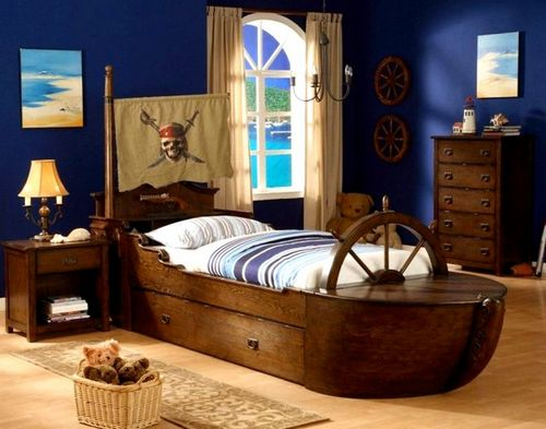 Детские кроватки для мальчиков и девочек: в чем разница?