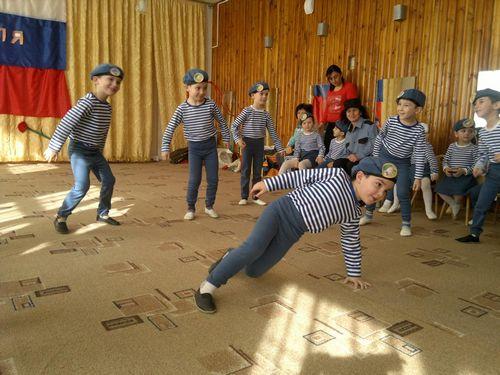 Детский танец на 23 февраля, пошаговое описание, видео