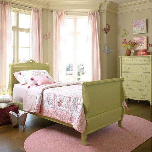 Дизайн детской комнаты для девочки: 15 фото идей