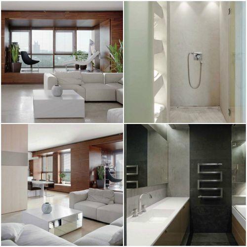 Дизайн элитных квартир 2018 года: фото, видео, идеи, примеры