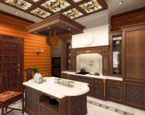 дизайн кухни в частном доме фотографии и выбор стиля