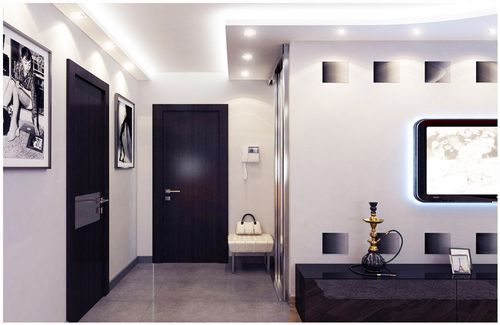Дизайн прихожей в малогабаритной квартире: советы и фото