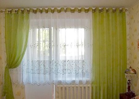 Дизайн штор для спальни: идеи, критерии выбора