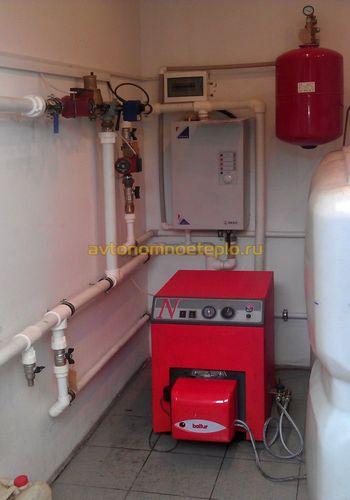 Дизельные котлы ACV - бельгийское жидкотопливное оборудование