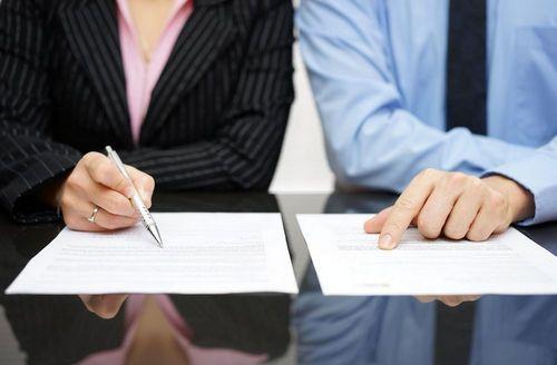 Договор на установку натяжных потолков и образец на монтаж в рассрочку и поставку
