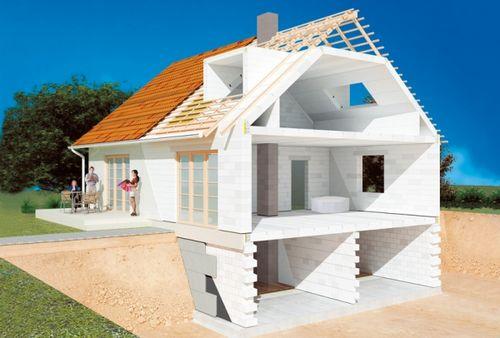 Дома из газосиликатных блоков - плюсы и минусы по отзывам владельцев