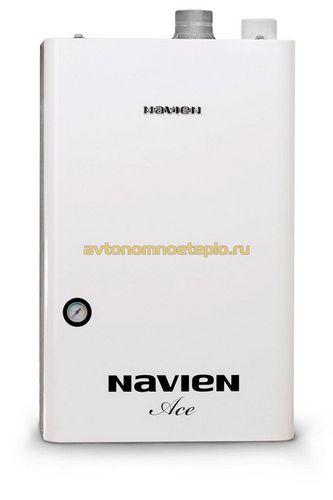 Двухконтурные настенные газовые котлы Навьен - Navien Ace и Navien NCN