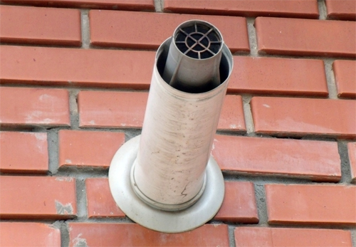 Дымоход для газового котла в частном доме и вытяжная труба