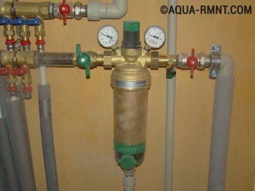 Фильтры грубой и тонкой очистки воды: сравнительный обзор   помощь в выборе