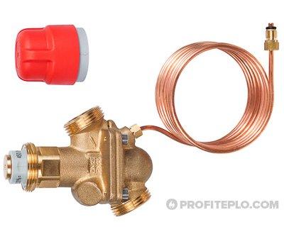 Функциональные особенности балансировочного клапана для системы отопления