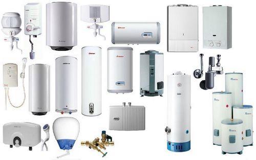 Газовая колонка: советы по выбору прибора