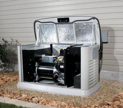 Газовый генератор - лучший выбор для обеспечения постоянного энергоснабжения