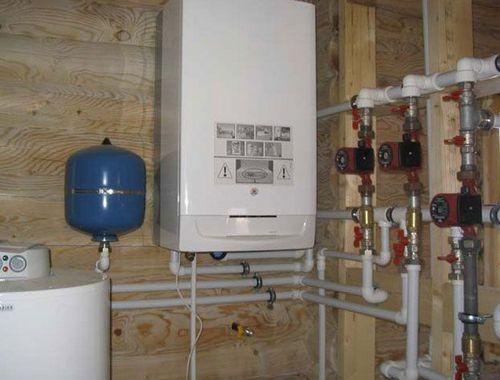 Газовый котел для отопления частного дома: система газового отопления, нагревательные котлы на пропане закрытого типа, оборудование на примерах фото и видео