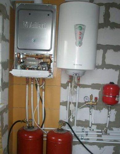 Газовый котел на сжиженном газе: расход газа для отопления дома, фото и видео примеры