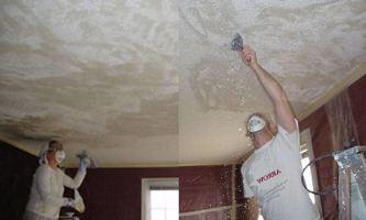 Гидроизоляция потолка внутри квартиры - как заделать трещины, какие материалы применять?