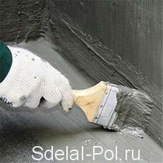 Гидроизоляция ванной комнаты своими руками: гидроизоляция стен, швов и потолка