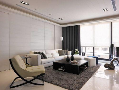 Гостиная в современном стиле: дизайн интерьера современной гостиной 2017, фото идеи – Кошкин Дом