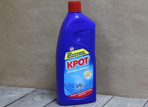 Химические препараты для чистки канализационных труб: самые популярные и эффективные