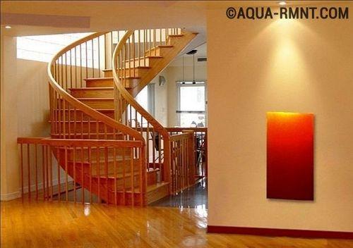 Инфракрасное отопление частного дома: пленочное, потолочное, панелями