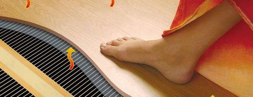 Инфракрасный теплый пол – отзывы, преимущества и особенности использования