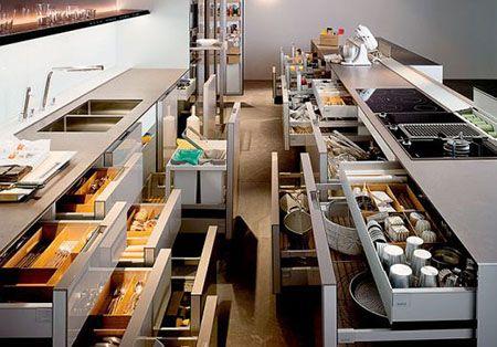Интерьер кухни в стиле хай тек: секреты оформления и фото