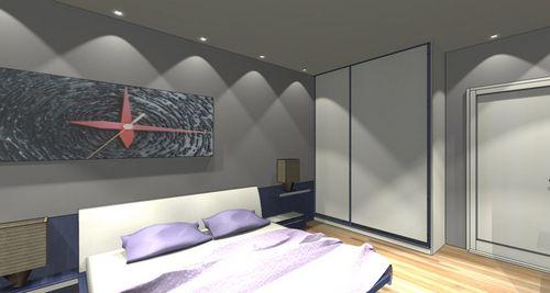 Интерьер небольшой спальни в светлых тонах. Советы и рекомендации, тонкости и нюансы от профессионального дизайнера. Фото.