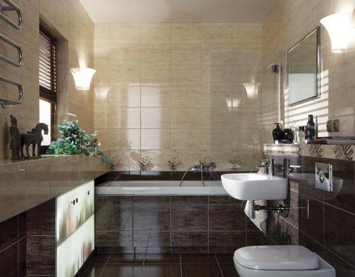 Испанская плитка для ванны: фото, идеи, советы применения в интерьере