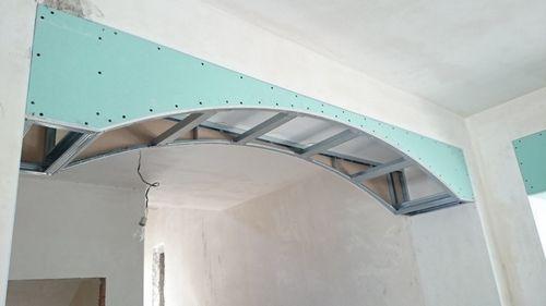 Использование межкомнатных арок для создания уникального интерьера