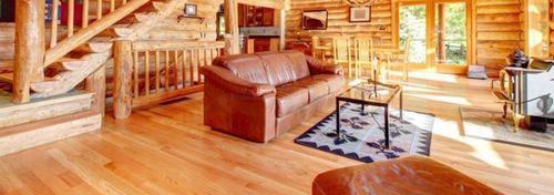 Из чего лучше сделать пол в деревянном доме