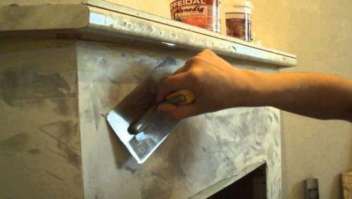 Изготовление электрокамина своими руками