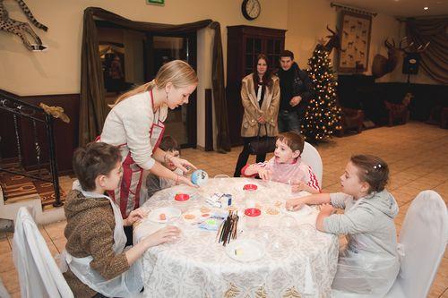 Изготовление новогодних поделок и украшений своими руками