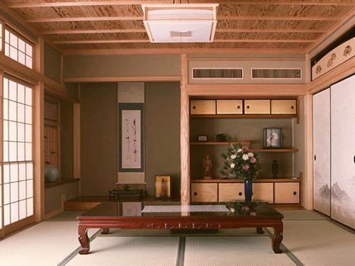 Японский стиль в интерьере: гармония природы и человека